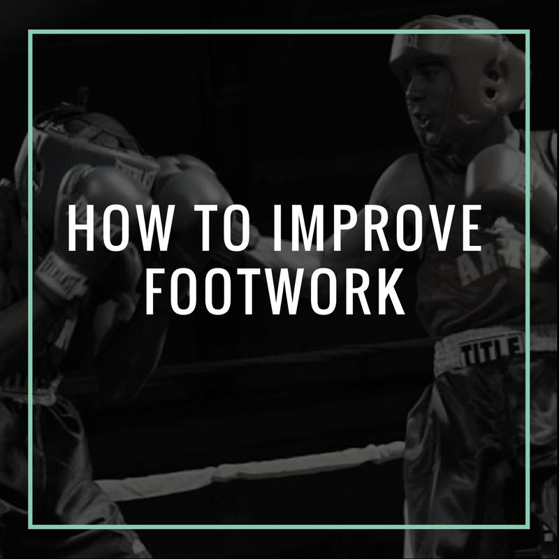 improve footwork