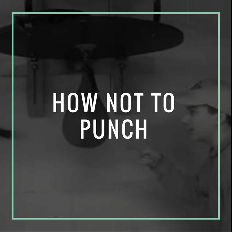 punching fails